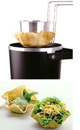 FryDaddy® Taco Shell Maker