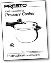 Instruction/Recipe Book