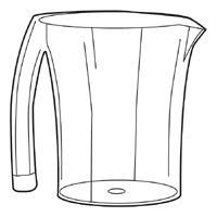 Pitcher for Presto® HomeAde™ electric lemonade maker