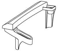 Left Handle/Leg Frame