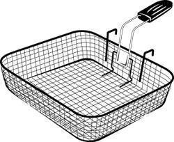 Jumbo ProFry™  Basket