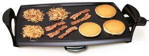 22-inch Electric Griddle