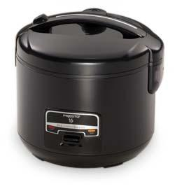 16-Cup Cool-touch Electric Rice Cooker/Steamer