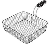 Basket Assembly with Handle