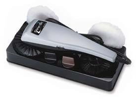 ShineOn™ electric shoe polisher