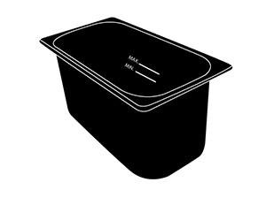 Removable pot for the Presto® 3.5 Liter ProFry™