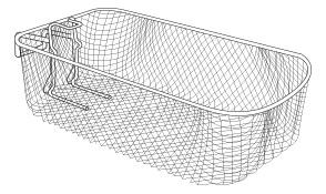 Basket Assembly without Handle