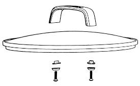 Cover and Handle Assembly for the Big Kettle™ Multi-Cooker/Steamer