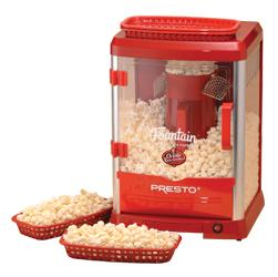 Orville Redenbacher's® Fountain® Theater Hot Air Popper