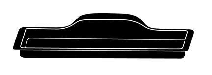 22-inch Slimline™ Griddle Drip Tray