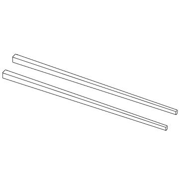 Two Chopsticks for the Presto® Collapsible Silicone Microwave Multi-cooker