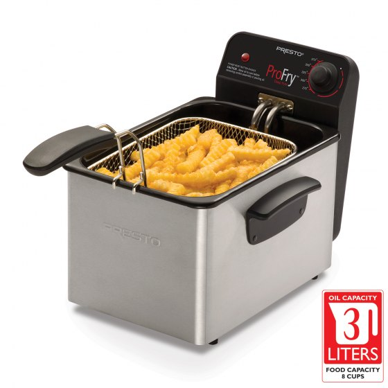 Deep Fryers Presto Products Presto
