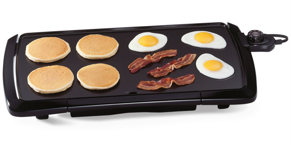 20-inch Cool-touch Electric Griddle