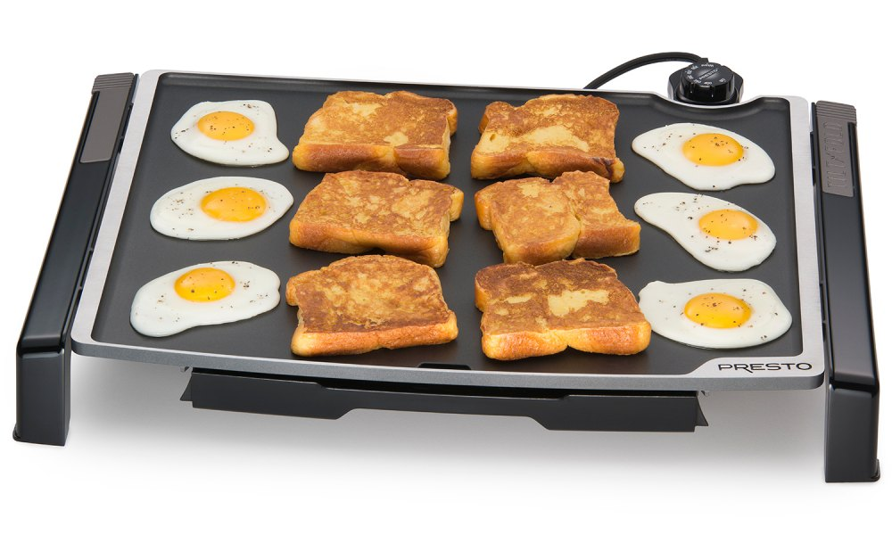 19-inch Electric Tilt-n-Fold™ Griddle