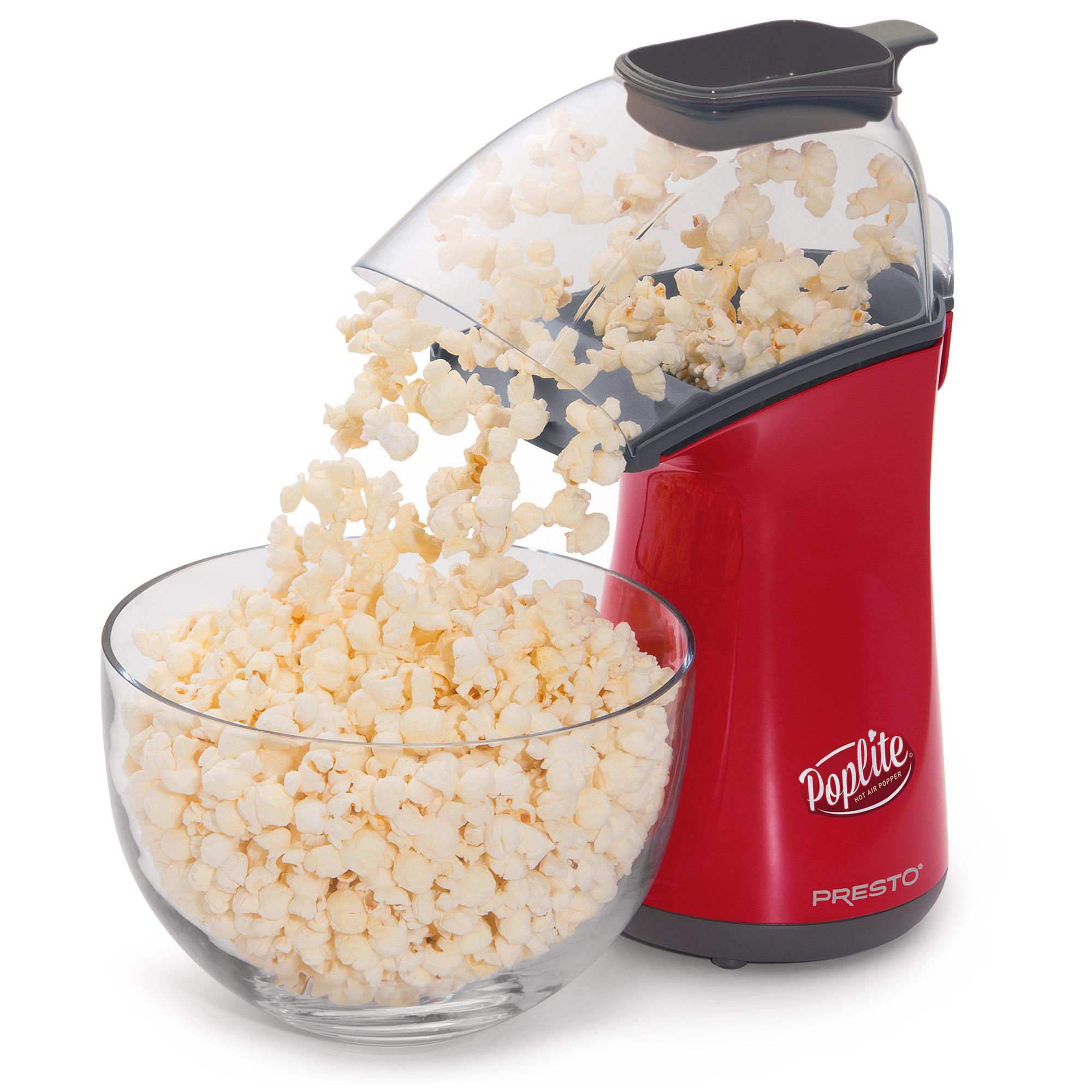 PopLite® hot air corn popper - Popcorn Poppers - Presto®