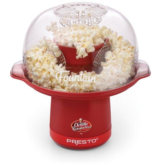 Popcorn Poppers Presto Products Presto