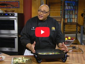 Summer Vegetable Frittata with Chef Kevin Belton
