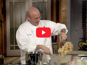 New Orleans Bread Pudding with Chef Marty Cosgrove