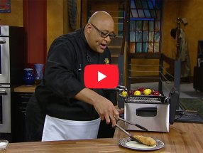 Sweet and Savory Empanadas with Chef Kevin Belton