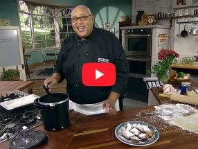 French Quarter Beignets with Chef Kevin Belton