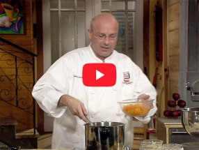 Sweet Potato Pecan Dessert with Chef Marty Cosgrove