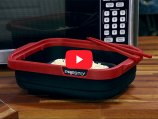 Presto® Collapsible Silicone Microwave Multi-cooker