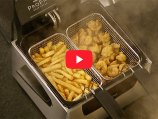 Presto® Dual Basket ProFry™ electric deep fryer