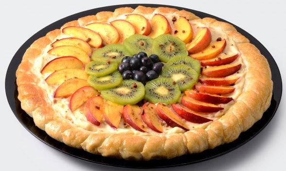 Fabulous Fruit Pizza