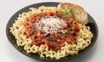 Pasta with Roasted Garlic Tomato Sauce