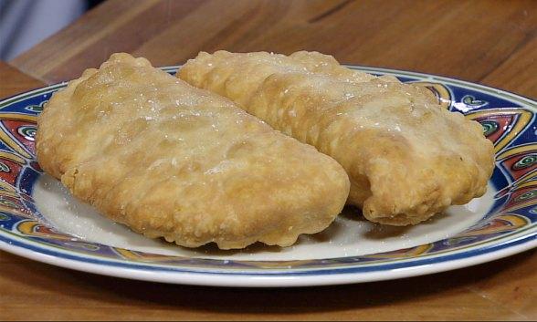 Sweet and Savory Empanadas