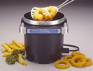 FryBaby electric deep fryer