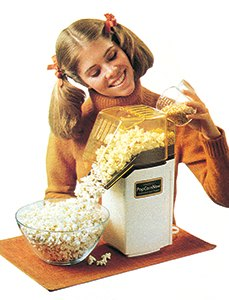 PopCornNow hot air popper