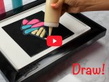 Presto® PanGogh® Pancake Art Ice Cream Cone/Lion Template