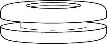 Mount Plate Grommet