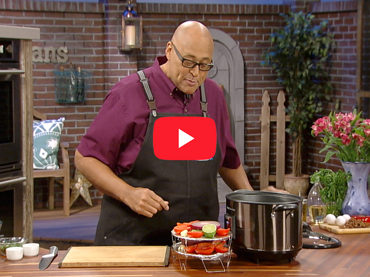 Smoked Creole Salsa With Chef Kevin Belton Cooking