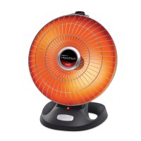 HeatDish® parabolic electric heater