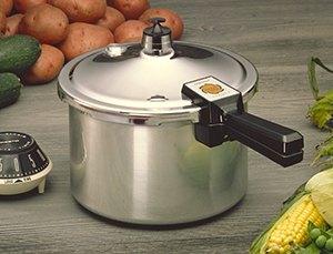 Presto® Pressure Cooker circa 1978