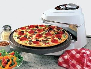 Pizzazz® pizza oven